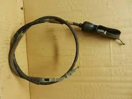 yamaha enduro zeppy io 1976 yamaha enduro dt100 clutch cable dt 100