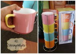 112m consumers helped this year. Francois Et Mimi Stacking Mug Set With Rack Review