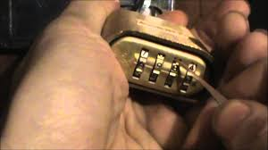 how to pick a master lock. Storm Lock Picking Tutorial 006 - Pick 1E Hook Bypass Vs Master 175 Combination Padlock YouTube How To A .