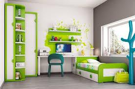 modern kids furniture. Modern Kids Furniture White Green Bedroom Home Interiors