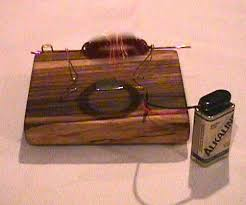 simple homemade electric motor. Motor 2 Simple Homemade Electric G