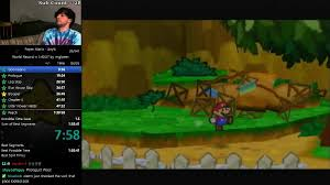 Flower Fields Paper Mario Imglower Paper Mario Any No Pw On Slow Runs 139