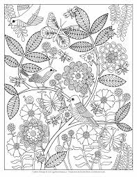 Small Picture Lifes a Garden Adult Coloring Page