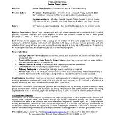 leadership resume sample template cover letter leadership resume sample outstanding gallery images bpo team leader team leader cover letter sample