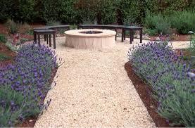 Gravel Garden Design Unique A Lavender Path Verdance Fine Garden Design