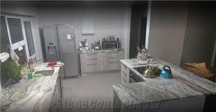 fantasy brown marble kitchen countertops