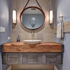 Industrial-Eclectic Bathroom