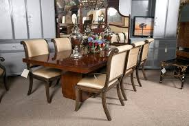 this absolutely stunning dining table made by e j victor for ralph lauren is retailed at bloomingdales