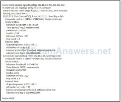 Cisco it essentials v 5 chapter 1 jawaban betul yang ada tanda ini : Ccnp Tshoot Chapter 8 Exam Answers Version 7 Score 100
