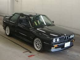 BMW Convertible bmw for sale japan : Car of the Day – 18/07/13 – E30 BMW M3 | JDMAuctionWatch