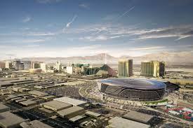 Raiders Las Vegas Stadium Parking Plan Scatters Fans To