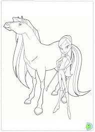 Small Picture 69 best Horseland images on Pinterest Colouring pages Horse