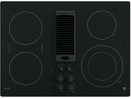 pp9830djbb ge profile series 30 downdraft electric cooktop with bridge element black code 23226 manufacturer general electric model pp9830djbb