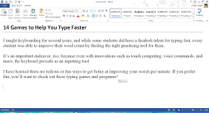 finding templates in word write faster with these microsoft office templates