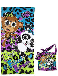 cool beach towels for girls. Best Friends Towel With Tote Cool Beach Towels For Girls K