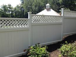 Decorative Fence Toppers Riverside Fence Solid Board W Decorative Topper