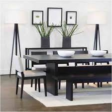 great black bench for dining table dining solid wood table black inspiration us house and home