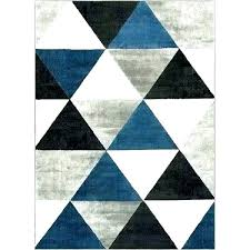 yellow grey geometric rug black and white beige ic gray plush creative decoration cowhide blue grey geometric rug