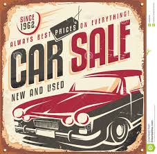 Car Sale Sign Template Classic Metal Signs Bing Images Classic Stuff Pinterest Free 9