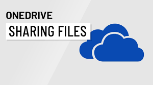 Onedrive Sharing Onedrive Sharing Files