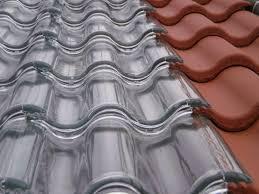 inhabitat soltech s beautiful glass roof tiles