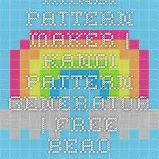 Kandi Pattern Maker