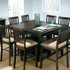 dining table round black. full image for black extendable dining table and 6 chairs glass round