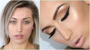 dewy luminous makeup skin prep for oily acne e skin client tutorial you