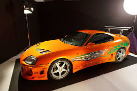 File:Toyota Supra 1994 - Mondial de l'Automobile de Paris 2016 ...