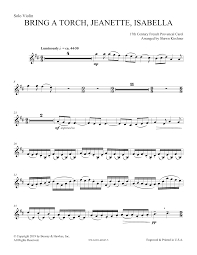 The music includes scans of public domain editions and editions we have created ourselves. 17th Century French Provencal Bring A Torch Jeanette Isabella Arr Shawn Kirchner Solo Violin Sheet Music Pdf Notes Chords Festival Score Choir Instrumental Pak Download Printable Sku 426732