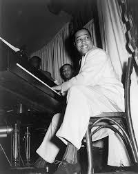 duke ellington writework buck clayton wrote that duke ellington threw parties at the dunbar
