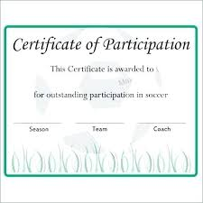 Soccer Certificate Templates For Word Sports Certificate Templates For Word Soccer Award Template Reflexapp