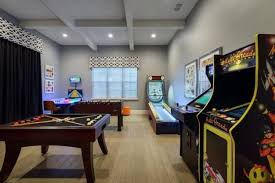 Basement Game Room Ideas