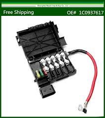 compare prices on metal fuse box online shopping buy low price new fuse box for volkswagen golf jetta beetle 98 99 00 01 02 03 1c0937617