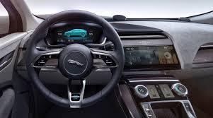 2020 jaguar i pace interior