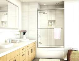 full size of bronze shower tub doors bathtub semi sliding door crystalline oil bathrooms delectable for