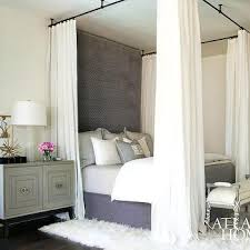 Ceiling Mount Bed Canopy