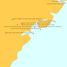 Jaffrey Point Portsmouth Harbor New Hampshire Tide Chart