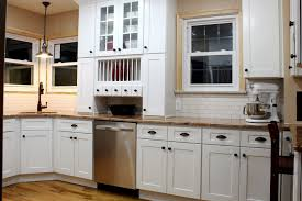Shaker Kitchen Ice White Shaker Kitchen