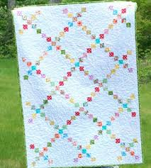 Quilt Story: Cluck Cluck Sew, Modern Chain Quilt... & The inspiration for the Modern Chain quilt came from a traditional Irish  chain quilt I saw in a magazine. The inspiration quilt was made with  traditional ... Adamdwight.com