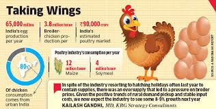 Poultry Market Likely To See Double Digit Growth In 2015