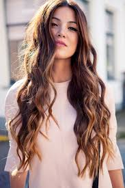 wavy hairstyles for long hair 2017 for s