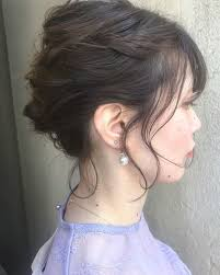 ショート編結婚式のお呼ばれアレンジ特集簡単にキマる人気の髪型2019