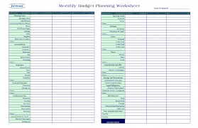 financial planner template budget planner template free best business plan for worksheet epd