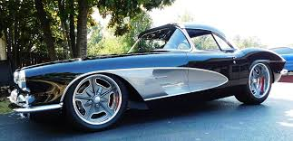 This 1961 Chevy Corvette Is Bloody Stunning In The Inside And Out