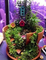 Small Picture 86 best Fairy Garden Ideas images on Pinterest Fairies garden
