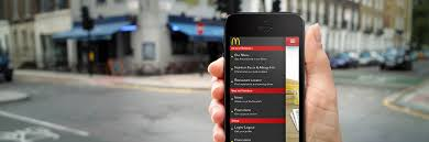 Mcdonalds Uk Nutrition Chart Mcdonalds Uk Closely Exploring Click And Collect As It
