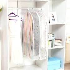 wardrobe storage bags vacuum cover clothes protector garment suit coat dust bag home to sport large