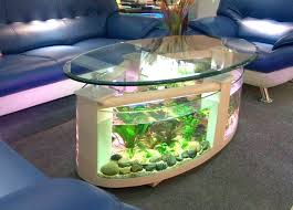 furniture fish tanks. Aquarium Coffee Table Fish Tank Desk Office The Oval Is A Stylish Designed Piece Of Furniture Giving Pleasure To With Hutch Tanks E