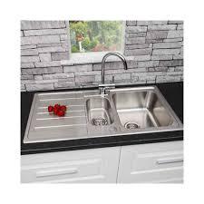 Stainless Steel Kitchen Sinks - Plumbworld